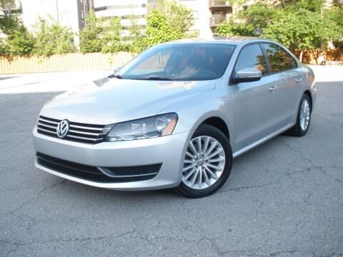2014 Volkswagen Passat for sale at Autobahn Motors USA in Kansas City MO