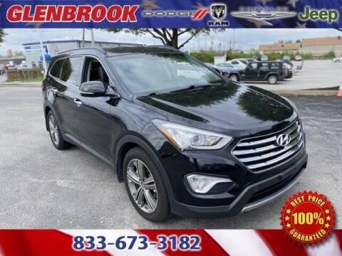 2015 Hyundai Santa Fe for sale at Glenbrook Dodge Chrysler Jeep Ram and Fiat in Fort Wayne IN