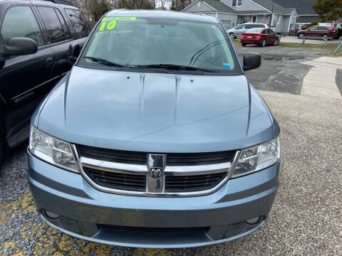 2010 Dodge Journey for sale at International Auto Sales Inc in Staten Island NY