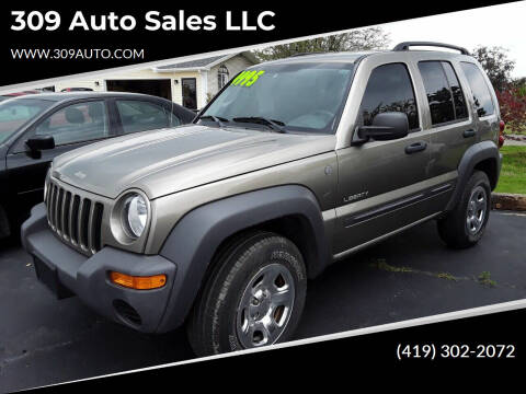 2004 Jeep Liberty for sale at 309 Auto Sales LLC in Harrod OH