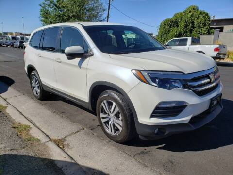2017 Honda Pilot for sale at High Line Auto Sales in Salt Lake City UT