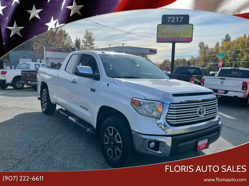 2014 Toyota Tundra for sale at FLORIS AUTO SALES in Anchorage AK
