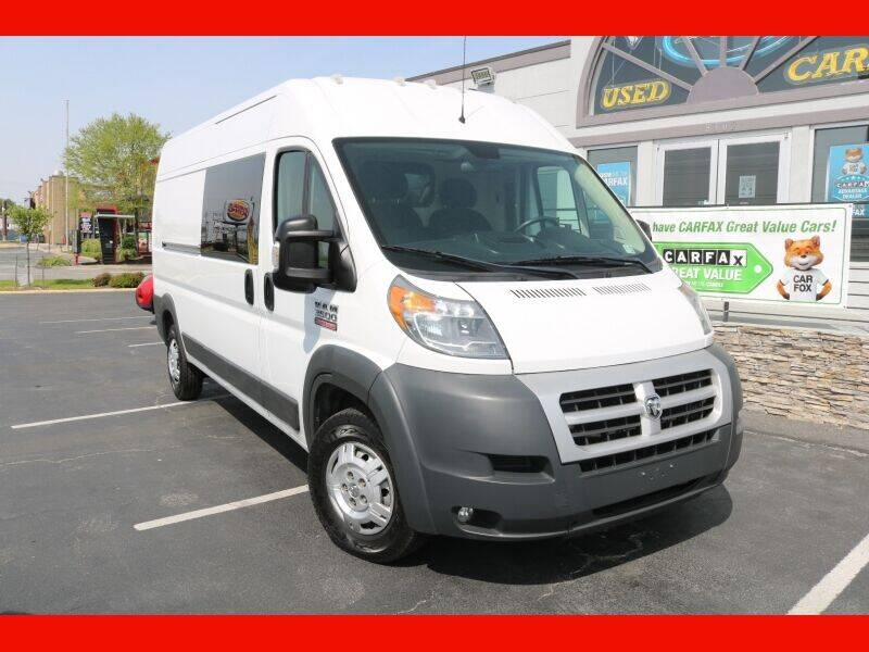 2014 RAM ProMaster Cargo for sale at AUTO POINT USED CARS in Rosedale MD