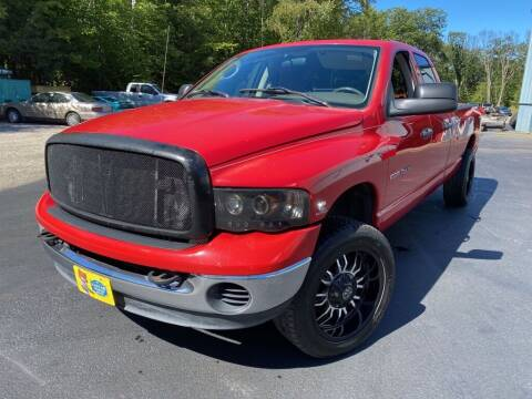2003 Dodge Ram Pickup 2500 for sale at Granite Auto Sales in Spofford NH