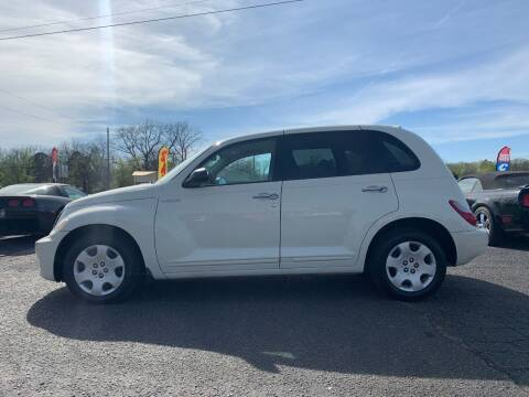 2006 Chrysler PT Cruiser for sale at Seminole Auto Sales in Seminole OK