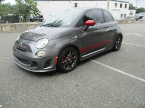 2013 FIAT 500 for sale at Route 16 Auto Brokers in Woburn MA