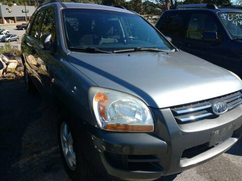 2006 Kia Sportage for sale at Auto Brokers of Milford in Milford NH