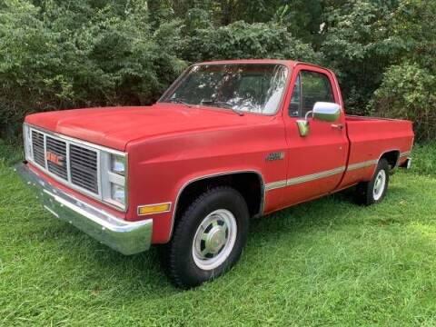 1986 GMC Sierra 1500 for sale at Classic Car Deals in Cadillac MI