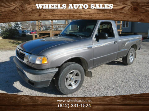 1998 Mazda B-Series Pickup for sale at Wheels Auto Sales in Bloomington IN