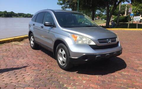 2008 Honda CR-V for sale at PUTNAM AUTO SALES INC in Marietta OH