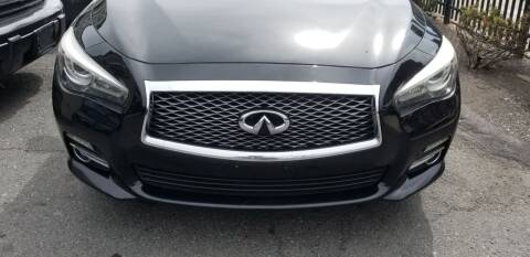 2014 Infiniti Q50 for sale at Motor City in Roxbury MA