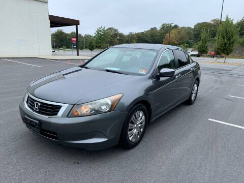 2009 Honda Accord for sale at Allrich Auto in Atlanta GA