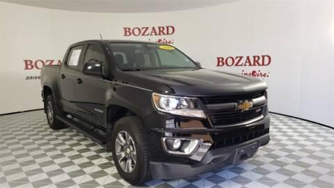 2016 Chevrolet Colorado for sale at BOZARD FORD in Saint Augustine FL