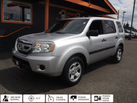 2011 Honda Pilot for sale at Sabeti Motors in Tacoma WA