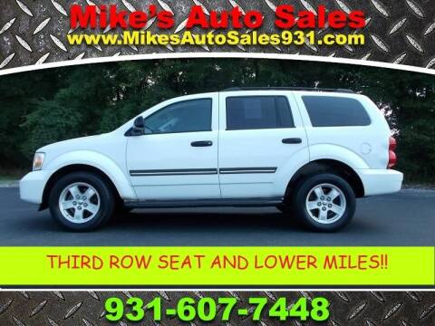 2007 Dodge Durango for sale at Mike's Auto Sales in Shelbyville TN
