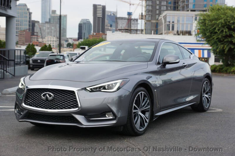 2018 Infiniti Q60 AWD 3.0T Luxe 2dr Coupe - Nashville TN