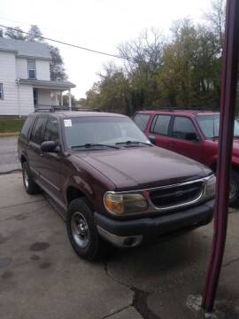 2000 Ford Explorer for sale at Jak's Preowned Autos in Saint Joseph MO