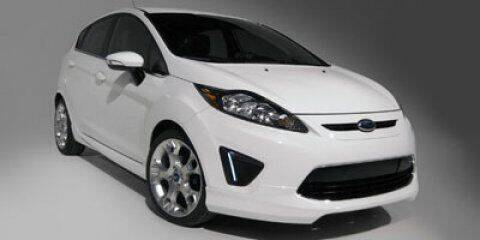 2012 Ford Fiesta for sale at DAVID McDAVID HONDA OF IRVING in Irving TX