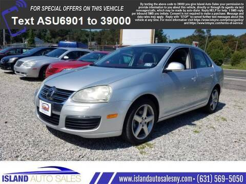 2009 Volkswagen Jetta for sale at Island Auto Sales in E.Patchogue NY
