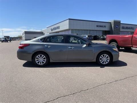 2016 Nissan Altima for sale at Schulte Subaru in Sioux Falls SD