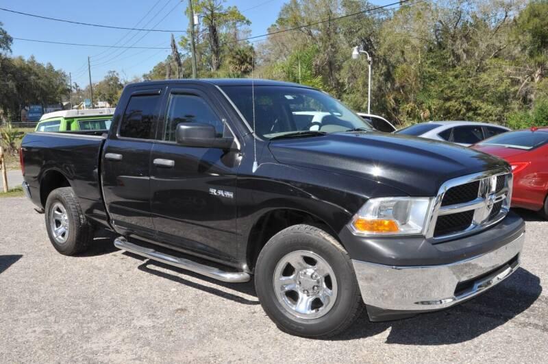 2010 Dodge Ram Pickup 1500 for sale at Elite Motorcar, LLC in Deland FL