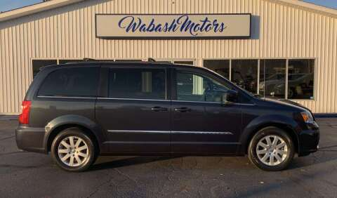 2014 Chrysler Town and Country for sale at Wabash Motors in Terre Haute IN