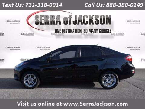 2019 Ford Fiesta for sale at Serra Of Jackson in Jackson TN