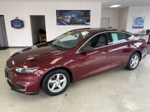 2016 Chevrolet Malibu for sale at Used Car Outlet in Bloomington IL