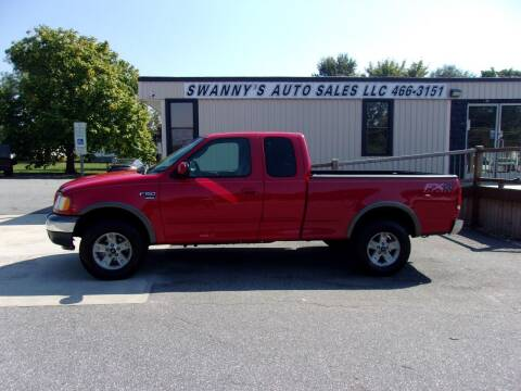 2002 Ford F-150 for sale at Swanny's Auto Sales in Newton NC