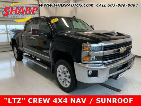 2017 Chevrolet Silverado 2500HD for sale at Sharp Automotive in Watertown SD