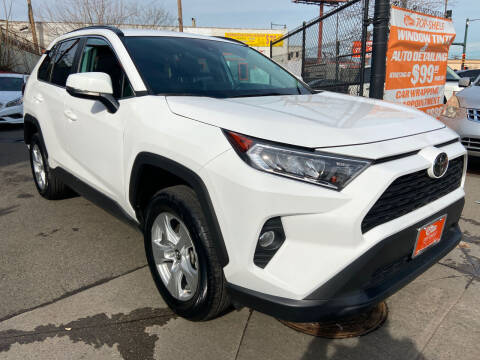 2020 Toyota RAV4 for sale at TOP SHELF AUTOMOTIVE in Newark NJ