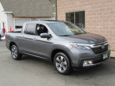 2018 Honda Ridgeline for sale at Advantage Automobile Investments, Inc in Littleton MA