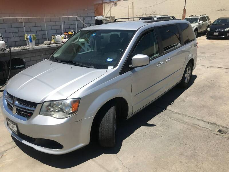 2012 Dodge Grand Caravan for sale at OCEAN IMPORTS in Midway City CA