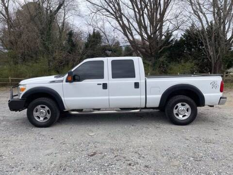 2015 Ford F-250 Super Duty for sale at Mater's Motors in Stanley NC