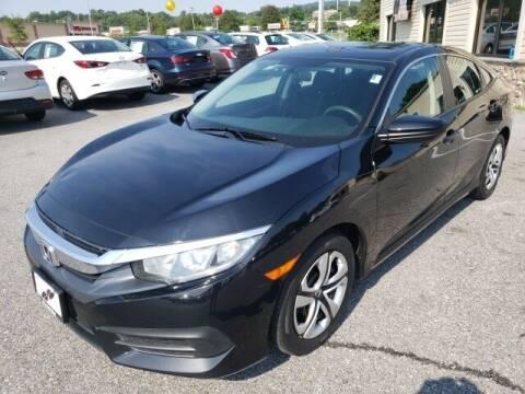 2016 Honda Civic for sale at Hi-Lo Auto Sales in Frederick MD