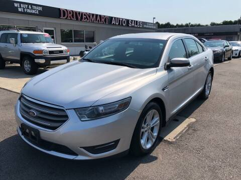2014 Ford Taurus for sale at DriveSmart Auto Sales in West Chester OH