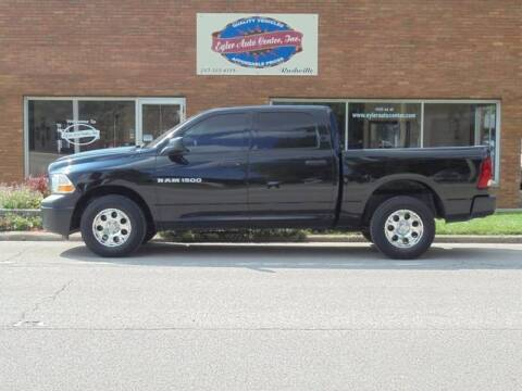 2012 RAM Ram Pickup 1500 for sale at Eyler Auto Center Inc. in Rushville IL