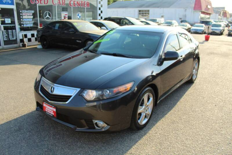 2013 Acura TSX for sale at Auto Headquarters in Lakewood NJ