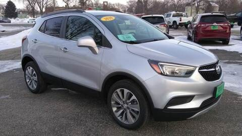 2020 Buick Encore for sale at Unzen Motors in Milbank SD