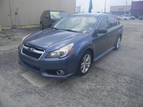 2014 Subaru Legacy for sale at Meridian Auto Sales in San Antonio TX