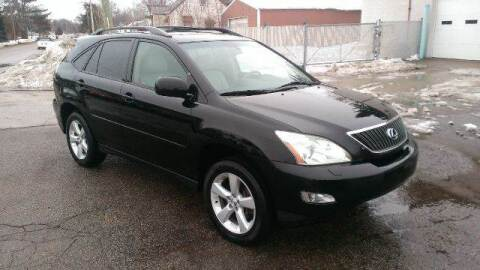 2004 Lexus RX 330 for sale at All State Auto Sales, INC in Kentwood MI