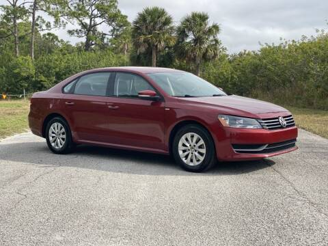 2015 Volkswagen Passat for sale at D & D Used Cars in New Port Richey FL