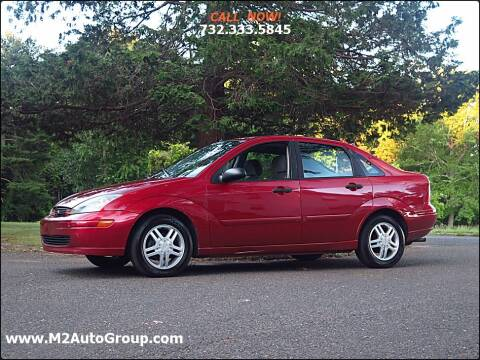 2003 Ford Focus for sale at M2 Auto Group Llc. EAST BRUNSWICK in East Brunswick NJ