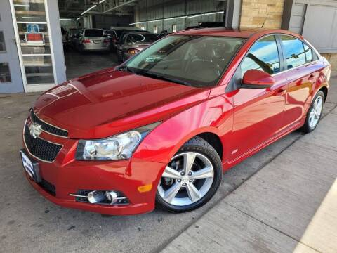 2013 Chevrolet Cruze for sale at Car Planet Inc. in Milwaukee WI