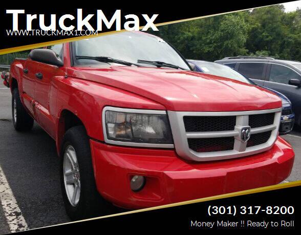 2011 RAM Dakota for sale at TruckMax in Laurel MD