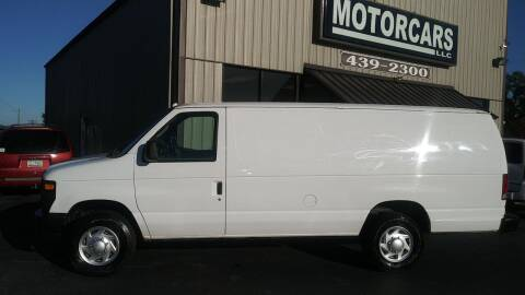 2012 Ford E-Series Cargo for sale at MotorCars LLC in Wellford SC