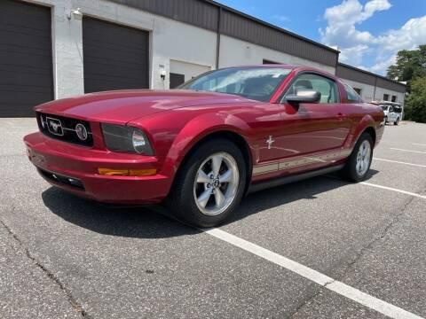 2007 Ford Mustang for sale at Auto Land Inc - Autoland of Thornburg in Spotsylvania VA
