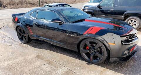 2013 Chevrolet Camaro for sale at North Knox Auto LLC in Knoxville TN