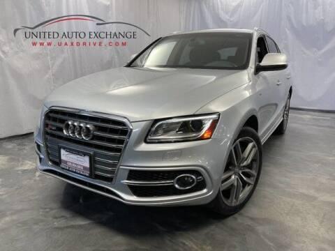 2014 Audi SQ5 for sale at United Auto Exchange in Addison IL