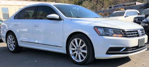 2016 Volkswagen Passat for sale at Exotic Automotive Group in Jersey City NJ